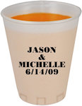 8oz Foam Trophy Cups